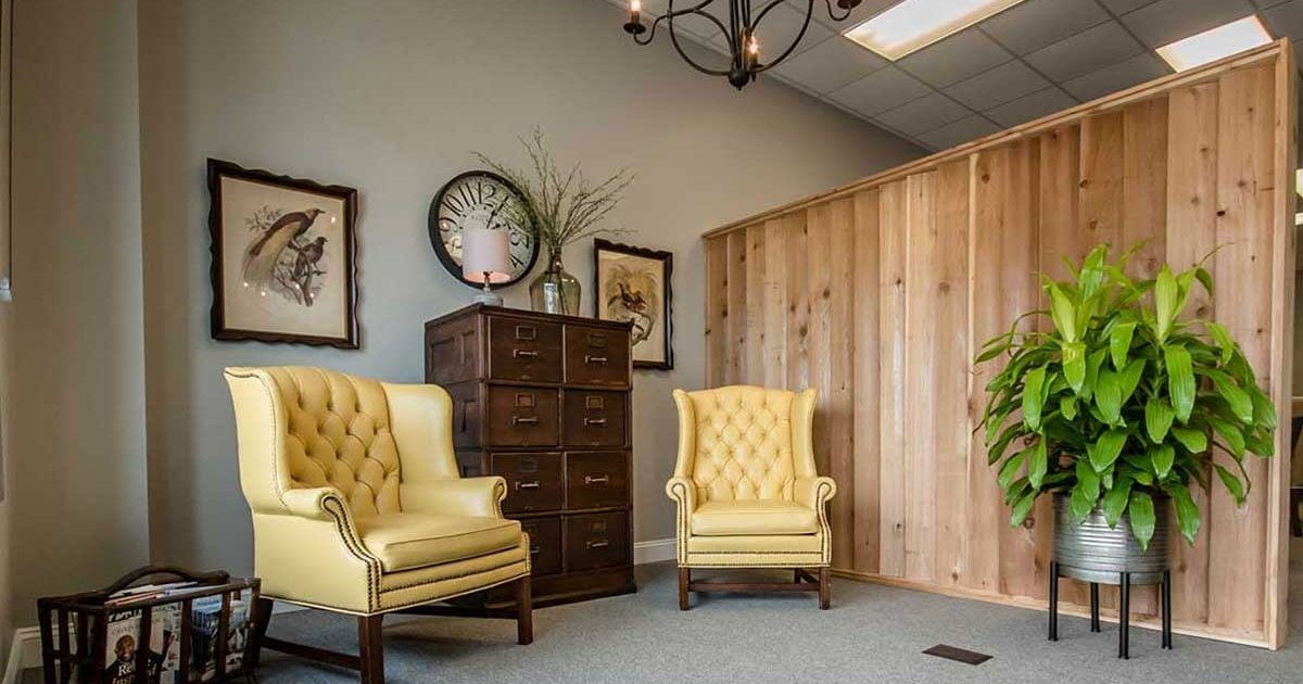 Inside the Office Mercer Hughes Real Estate Group Valdosta Office