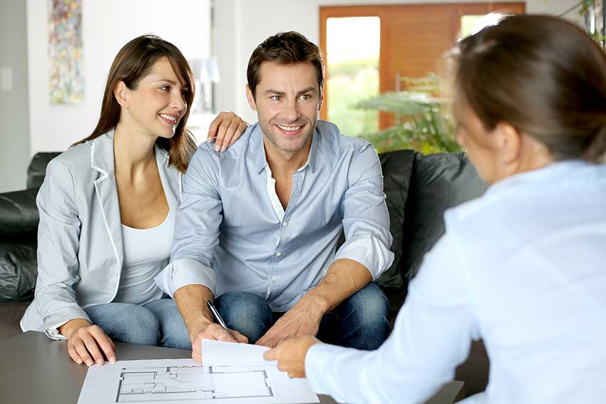 Buying a home with a buyers agent