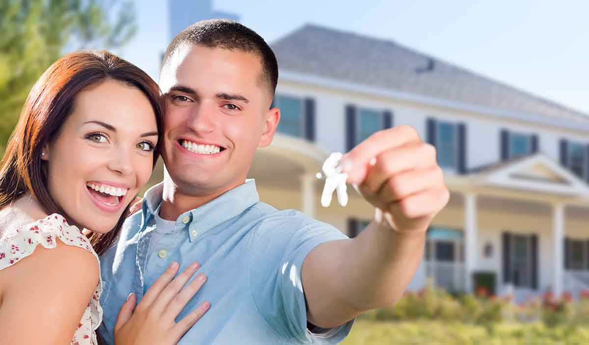 Steps to buying a house